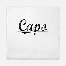 Capo, Vintage Queen Duvet