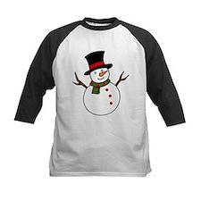 Snowman Tee