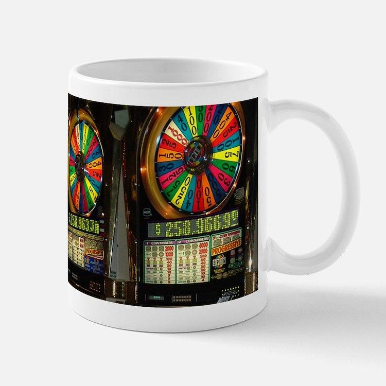 Las Vegas Slots Mug