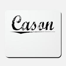 Cason, Vintage Mousepad