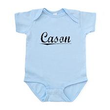 Cason, Vintage Infant Bodysuit