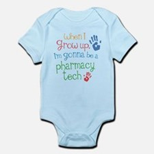Future Pharmacy Tech Infant Bodysuit