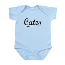 Cates, Vintage Infant Bodysuit