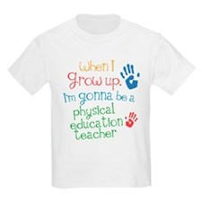 Future Physical Education Teacher T-Shirt