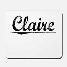 Claire, Vintage Mousepad