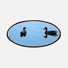 Duck romance Patches