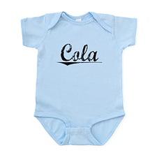 Cola, Vintage Infant Bodysuit