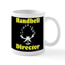 Handbell Director Black Mug