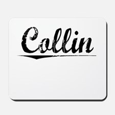 Collin, Vintage Mousepad