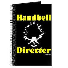 Handbell Director Black Journal