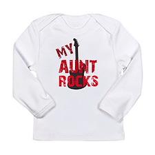 my aunt rocks.jpg Long Sleeve T-Shirt