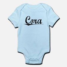 Cora, Vintage Infant Bodysuit