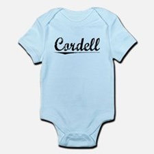 Cordell, Vintage Infant Bodysuit