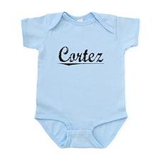 Cortez, Vintage Infant Bodysuit