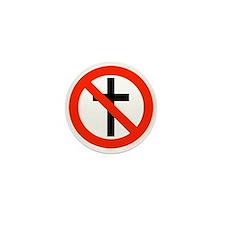 No Religion Mini Button (10 pack)