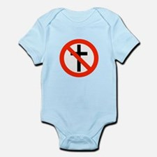 No Religion Infant Bodysuit