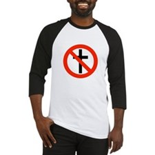 No Religion Baseball Jersey
