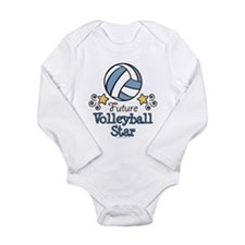 Future Volleyball Star Body Suit