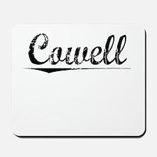 Cowell, Vintage Mousepad