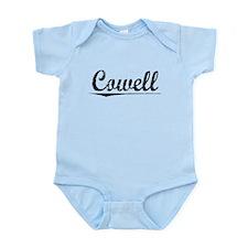 Cowell, Vintage Infant Bodysuit