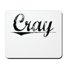 Cray, Vintage Mousepad