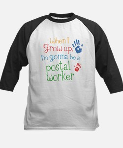 Kids Future Postal Worker Tee