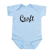 Croft, Vintage Infant Bodysuit