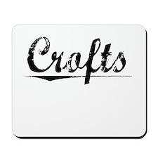 Crofts, Vintage Mousepad