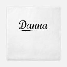 Danna, Vintage Queen Duvet