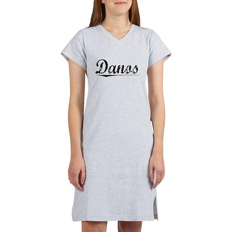 Danos, Vintage Women's Nightshirt