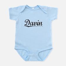 Davin, Vintage Onesie