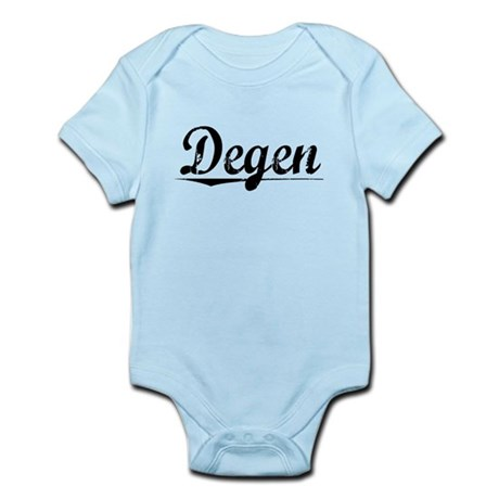 Degen, Vintage Infant Bodysuit