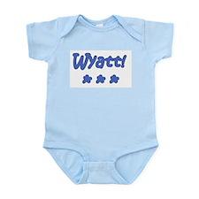 Wyatt! Infant Creeper