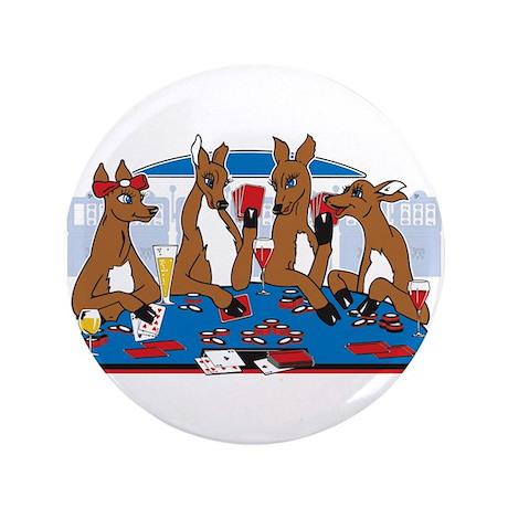 """Las Vegas Poker 3.5"""" Button (100 pack)"""