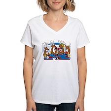 Las Vegas Poker Humor Shirt
