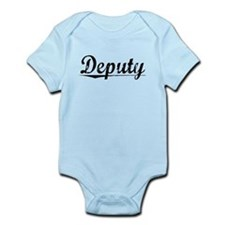 Deputy, Vintage Infant Bodysuit