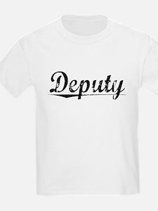 Deputy, Vintage T-Shirt