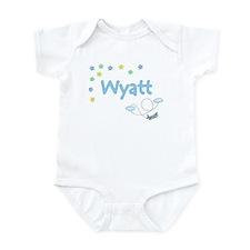Star Pilot Wyatt Infant Creeper