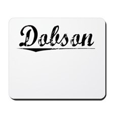 Dobson, Vintage Mousepad