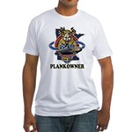 PLANKOWNER SSN 783 Fitted T-Shirt