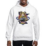 USS Minnesota SSN 783 Hooded Sweatshirt