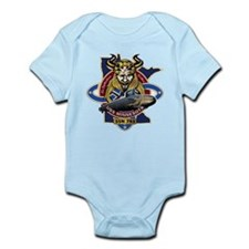 USS Minnesota SSN 783 Infant Bodysuit