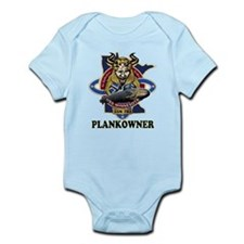 PLANKOWNER SSN 783 Infant Bodysuit