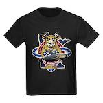 USS Minnesota SSN 783 Kids Dark T-Shirt