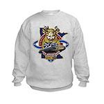 USS Minnesota SSN 783 Kids Sweatshirt