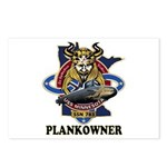 PLANKOWNER SSN 783 Postcards (Package of 8)