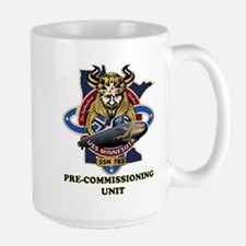 SSN 783 PCU Large Mug
