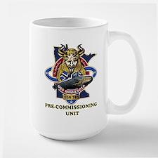 SSN 783 PCU Mug