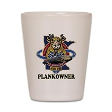 PLANKOWNER SSN 783 Shot Glass