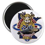 USS Minnesota SSN 783 Magnet